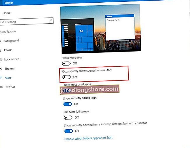 Kuidas hüpikutest reklaamidest lahti saada Windows 8-s