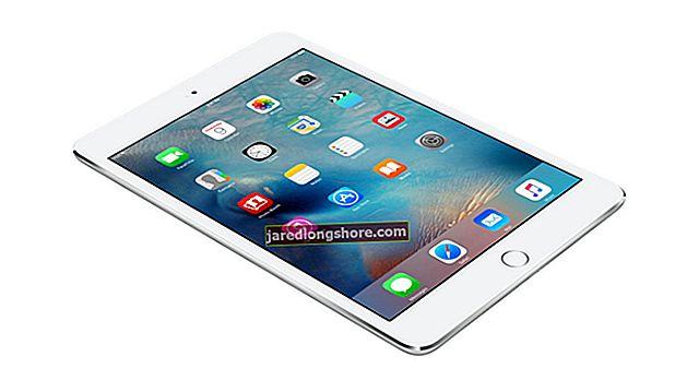 Mis vahe on iPodil ja tahvelarvutil?