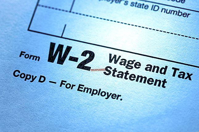 Kuidas teha W-2, mida töötajatele kinkida