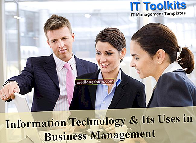 Infotehnoloogia ja selle kasutamine ärijuhtimises
