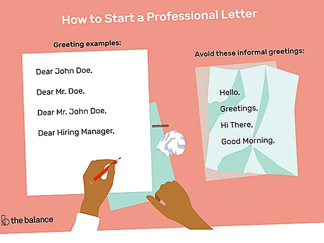 Jó üdvözlet az üzleti e-mailekhez