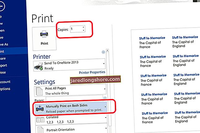 Indexkártyák készítése a Microsoftban