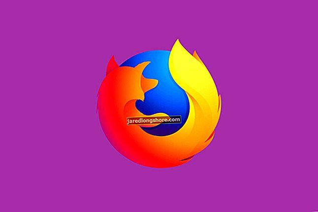 Hogyan csökkenthető a Firefox lemaradása