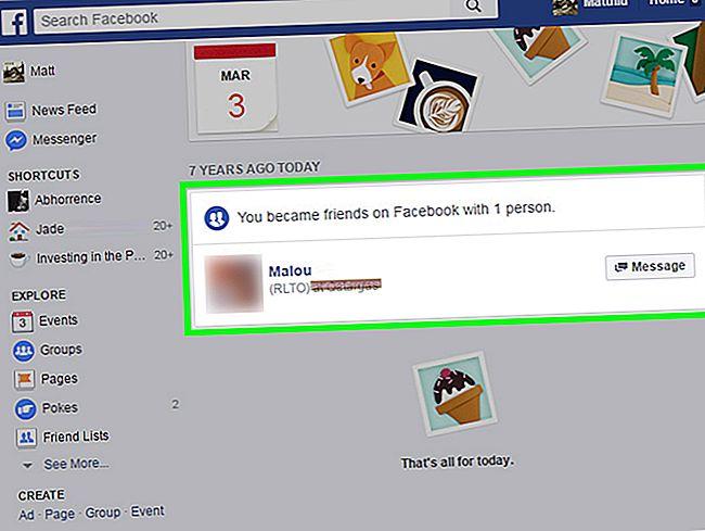"""Kaip pažvelgti į ankstesnius prisijungimus """"Facebook"""""""