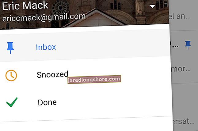 """Kaip archyvuoti visą """"Gmail"""" gautuosius"""