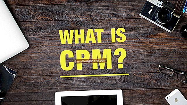 Mitä CPM tarkoittaa mainonnassa?