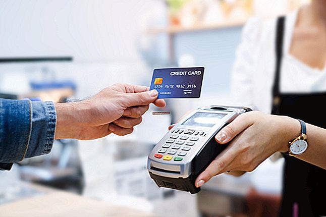 Onko luottokortin käyttö Amazonissa turvallista?