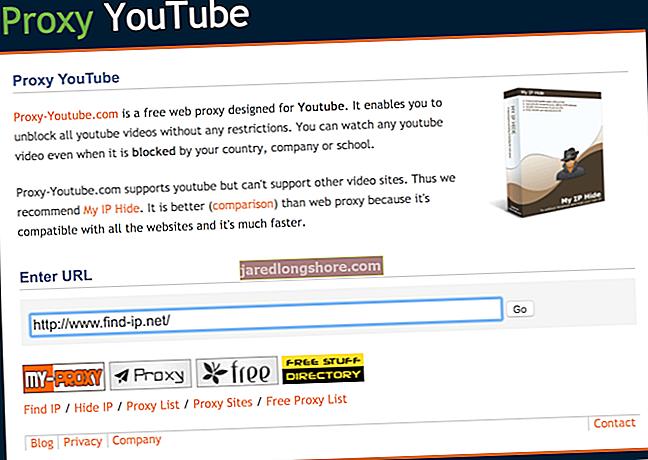 Slik blokkerer du URL-filteret