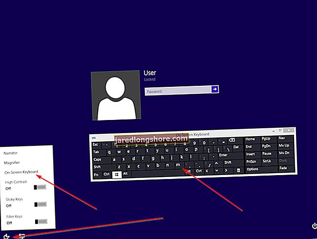 Hvordan bytte tastatur tilbake til engelsk