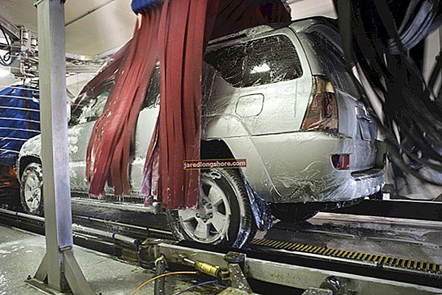 Fordeler og ulemper ved å starte en bilvaskvirksomhet