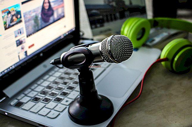Ako otestovať mikrofón vášho notebooku