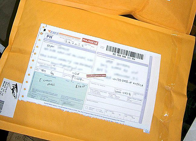 Ako sledovať medzinárodnú doporučenú poštu