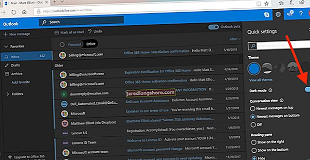 Kuidas muuta Outlooki vaadet suuremaks