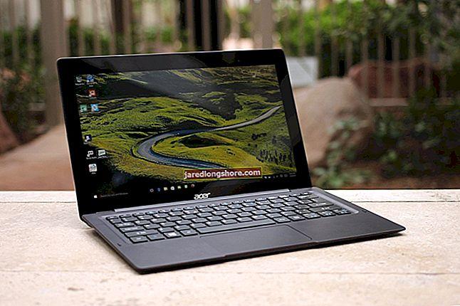 Kuidas uuendada Acer sülearvuti BIOS-i