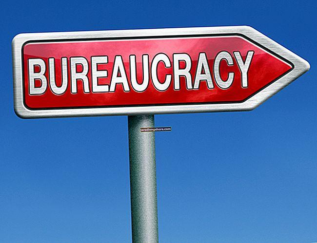 Hva er en byråkratisk organisasjon?