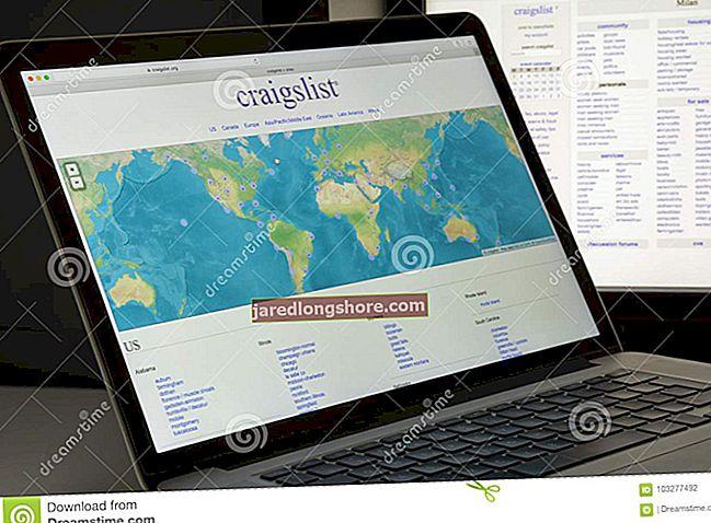 Είναι ο Craigslist ένας αξιόπιστος ιστότοπος;