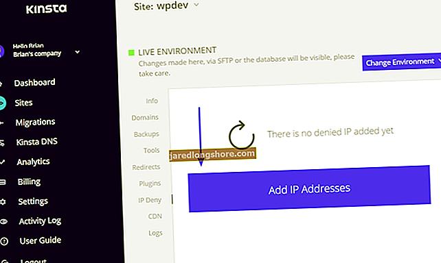 Kaip įterpti IP adresus į naršyklę