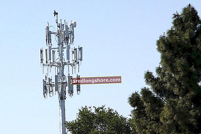 Jak daleko může být mobilní věž, aby mobilní telefon zachytil signál?