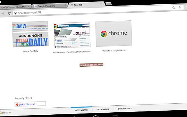 Jak odebrat spuštění karty Google Chrome