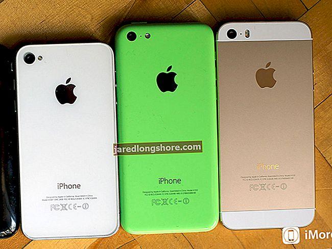 Ποια είναι η διαφορά μεταξύ iPhone και iPad;