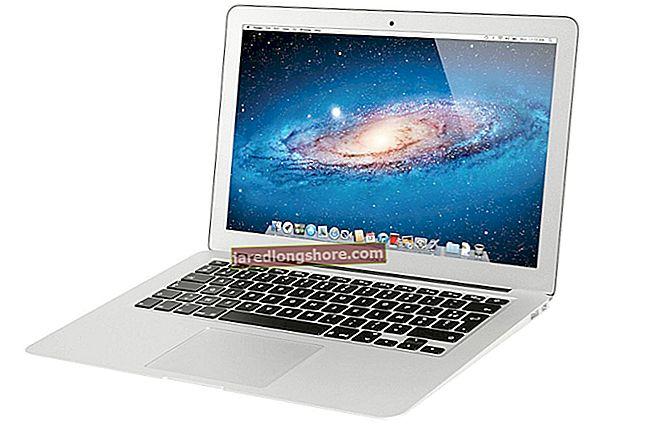 Τρόπος εκκαθάρισης cookie σε Apple MacBook Air