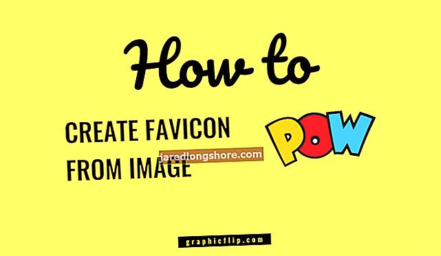 Πώς να δημιουργήσετε ένα αρχείο εικονιδίου από JPG