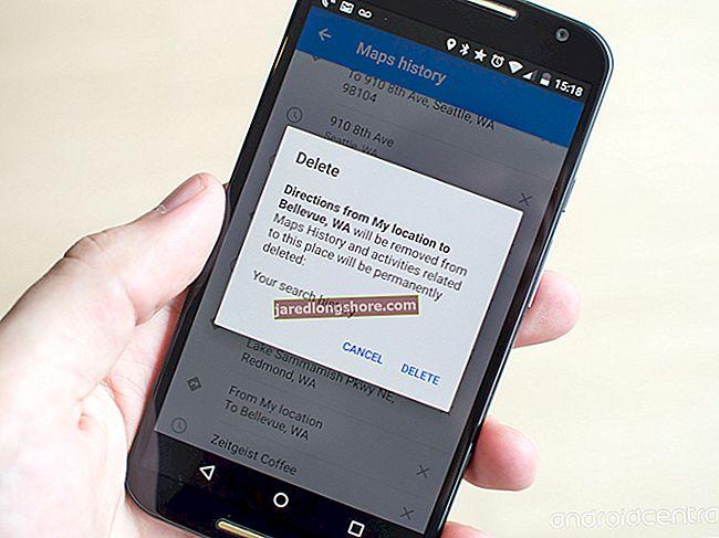 Ako pingovať Android