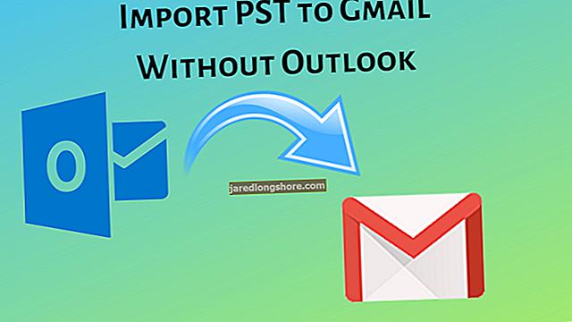 Ako vyhľadať súbor PST v programe Outlook