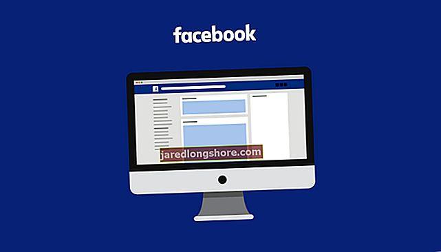 Ako pridať webovú stránku na stránku profilu na Facebooku