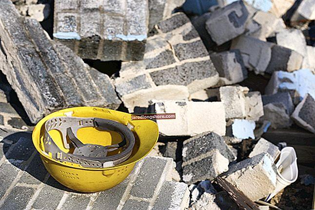 Ako určiť náklady na demoláciu budovy