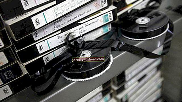 Ako skenovať diapozitívy a napaľovať ich na DVD